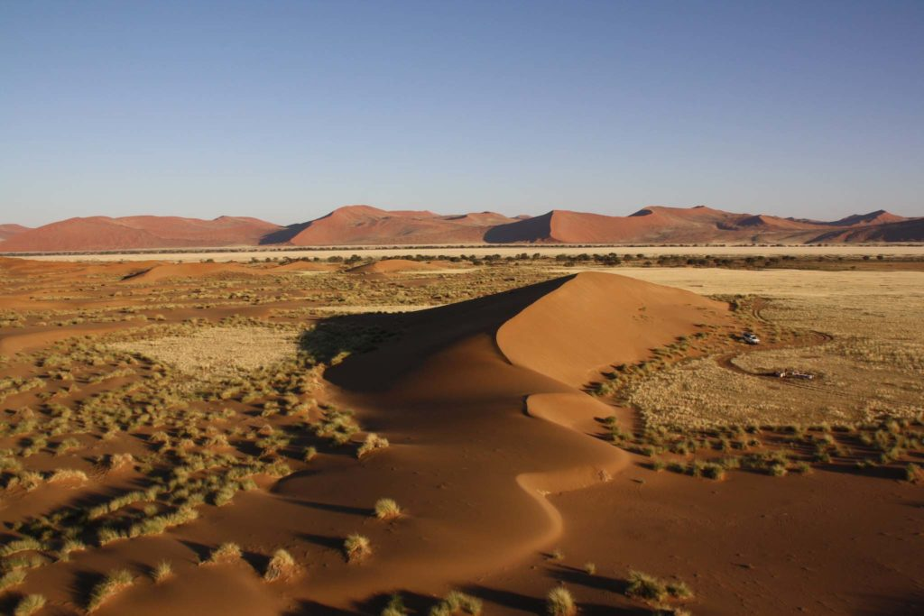 Farbspiel Namibia