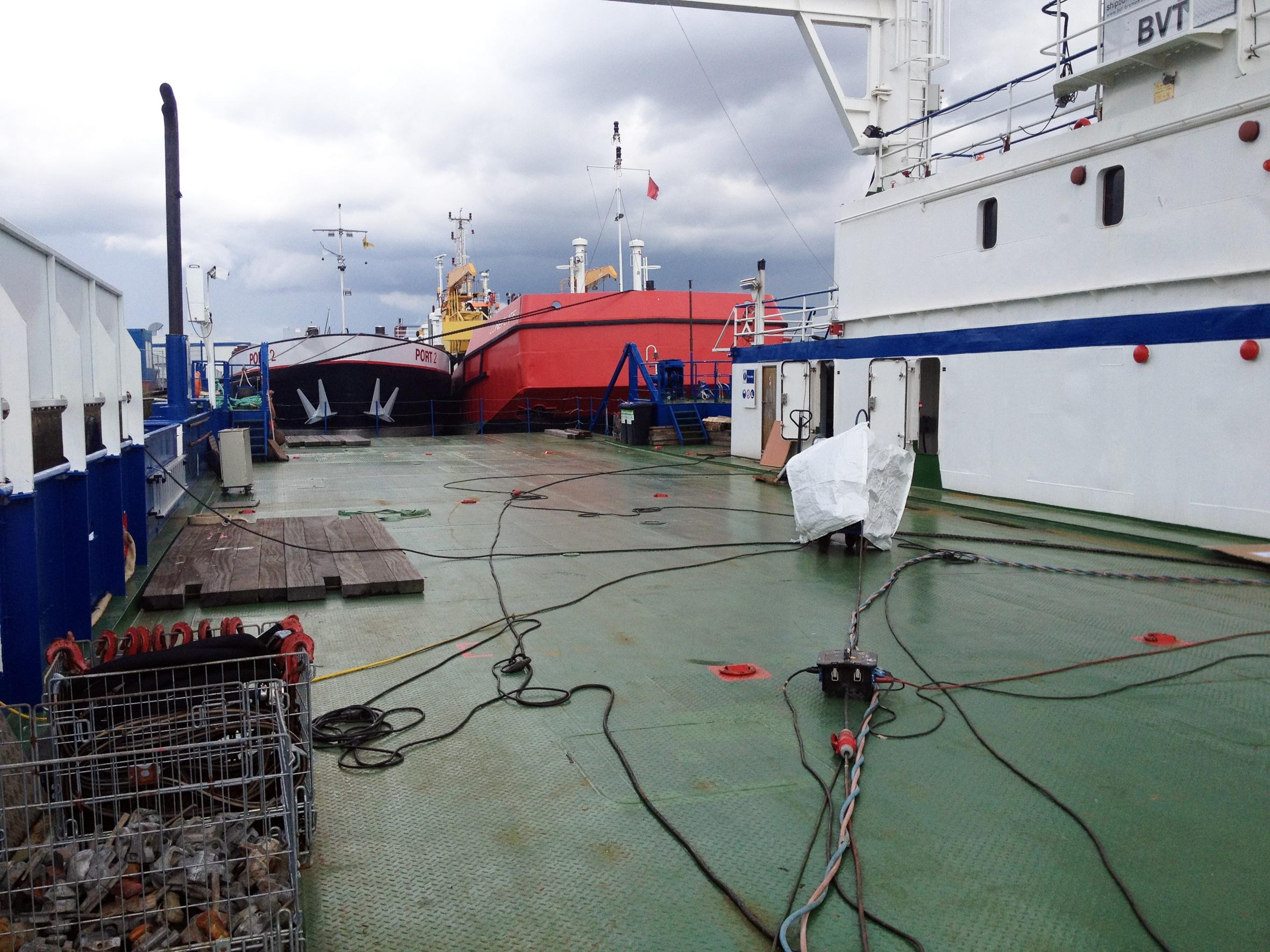 Sail Vorher
